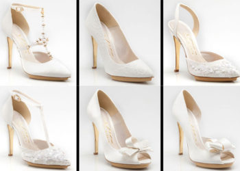 quali scarpe indossa la sposa