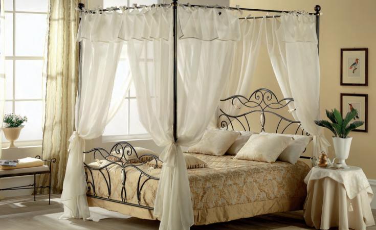 La camera da letto degli sposi - Qualcosa di blu