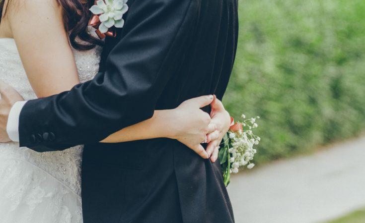 sposi neolaureati