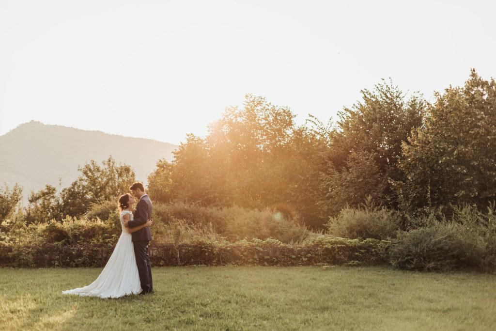 fotografia di sposi a Udine