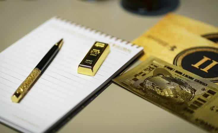 lingottino oro regalo sposi