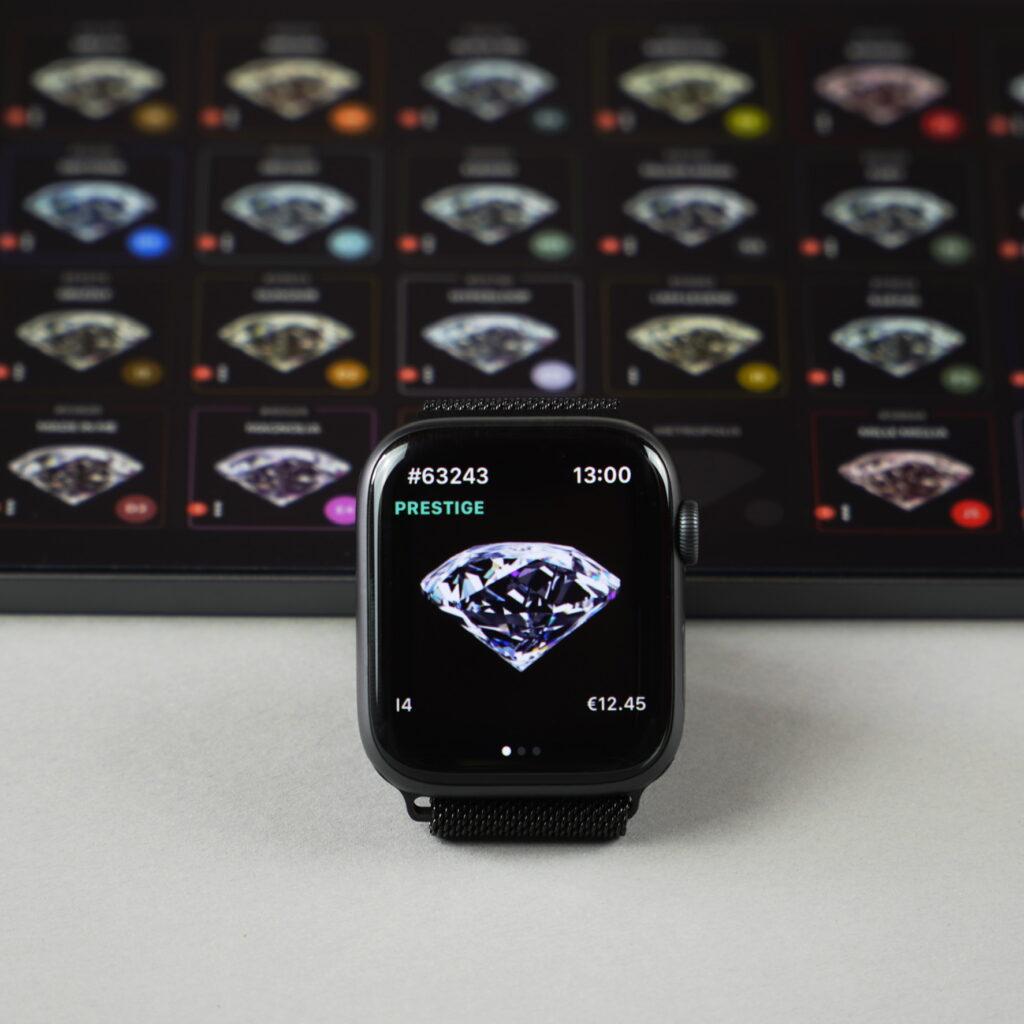 Bitmonds - Acquistare un diamante collezionabile