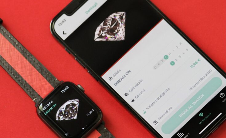 Bitmonds - diamanti collezionabili digitali