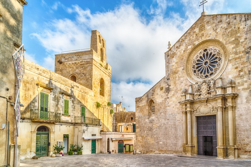 Gita romantica a Otranto